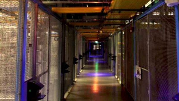 Equinix Data Center SV8