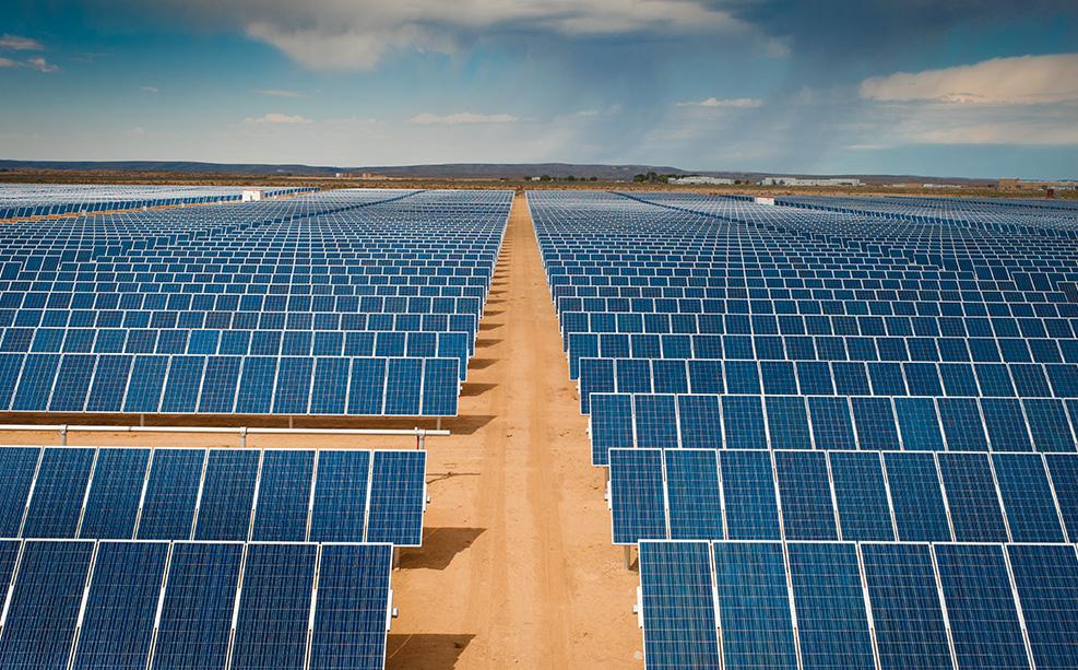 Tranquility Solar Facility