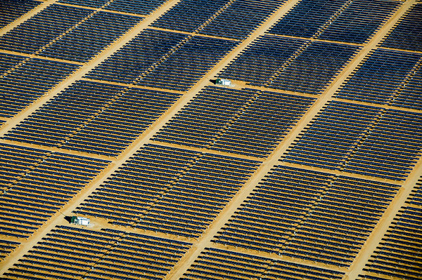 Garland Solar Generating Facility