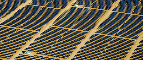 Garland Solar Generating Facility