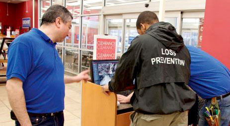burlington coat factory loss prevention