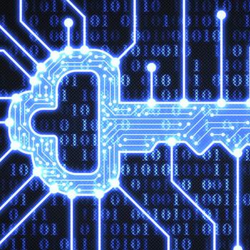 IP Access bianary key graphic