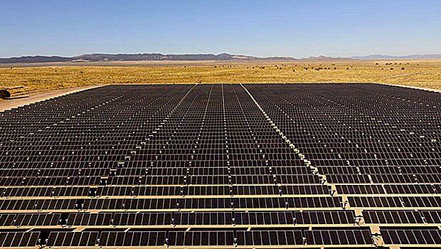 Roserock Solar Facility