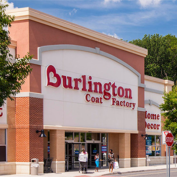 Burlington Coat Factory store front
