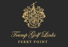 Trump Golf Links at Ferry Point Logo
