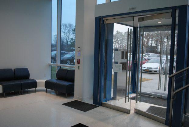 PCA_front entrance