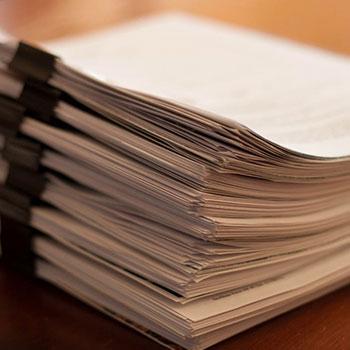 Paper-work