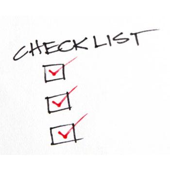 aisg-checklist