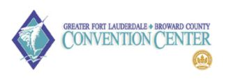 Greater Ft. Lauderdale - Broward County Convention Center logo