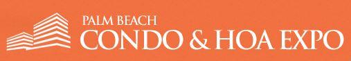 Palm Beach County Condo & HOA Expo logo