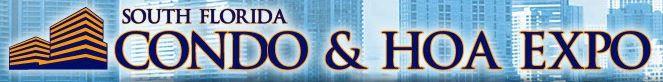 South Florida Condo & HOA Expo logo