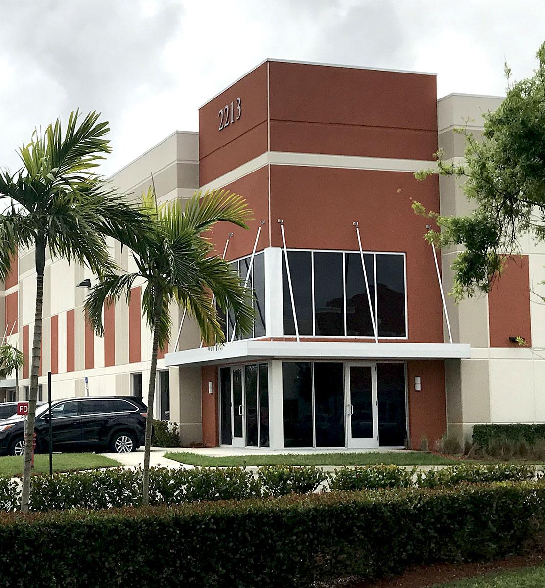 McCraney Commercial Building